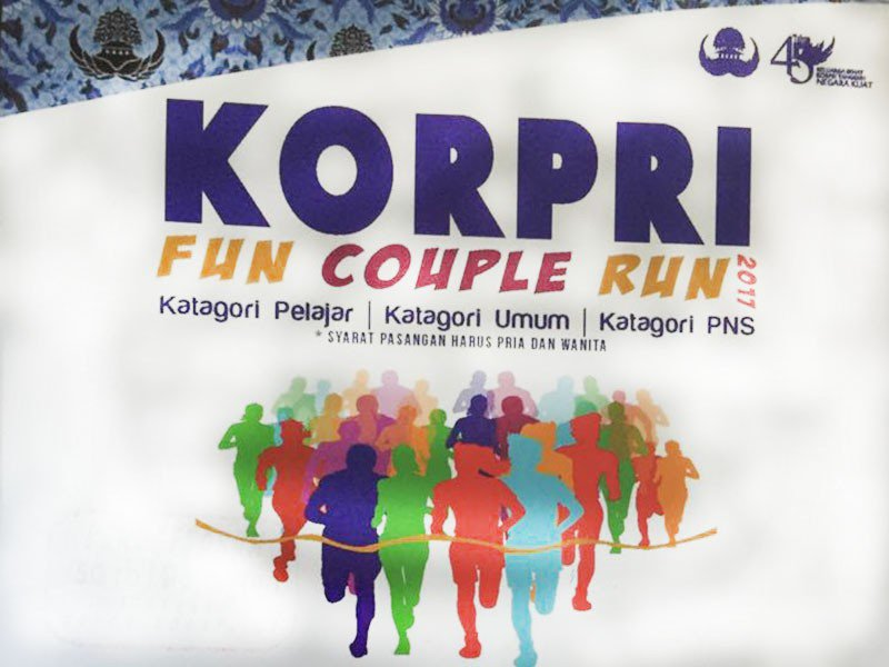Couple Run Korpri • 2017