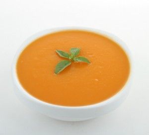 GINGER PUMPKIN SOUP