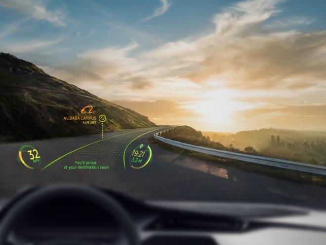Alibaba could put AR navigation in your car by next year