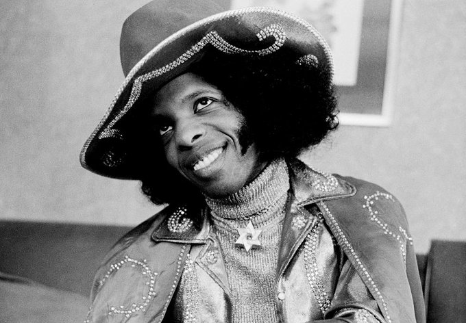 Happy birthday, Sly Stone! 74, today!