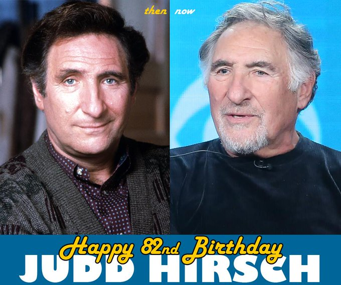 Happy 82nd Birthday Judd Hirsch!! What is your favorite role of Judd\s ?