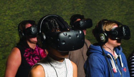 Call for case studies: virtual reality
