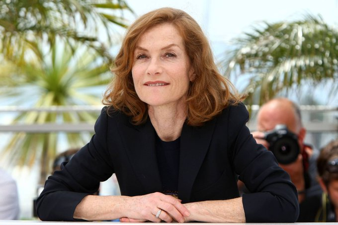 Happy birthday Isabelle Huppert! So wonderful to have you on our screens for the past three weeks.
