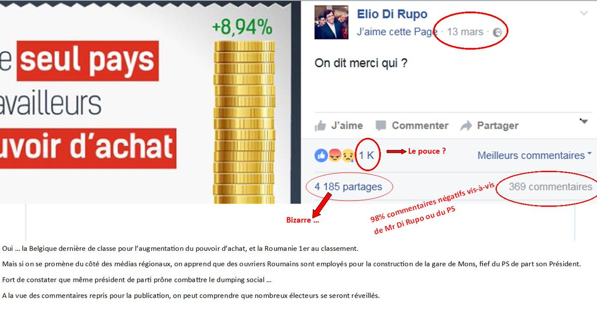 #AlerteInfo @LeVif @RTBFinfo @rtlinfo @lecho @lesoir @lalibrebe @sudpresseonline @Mouvement_LCH @canardenchaine NO COMMENT ... #PUBLIFIN<br>http://pic.twitter.com/Xv8mQNfNiE