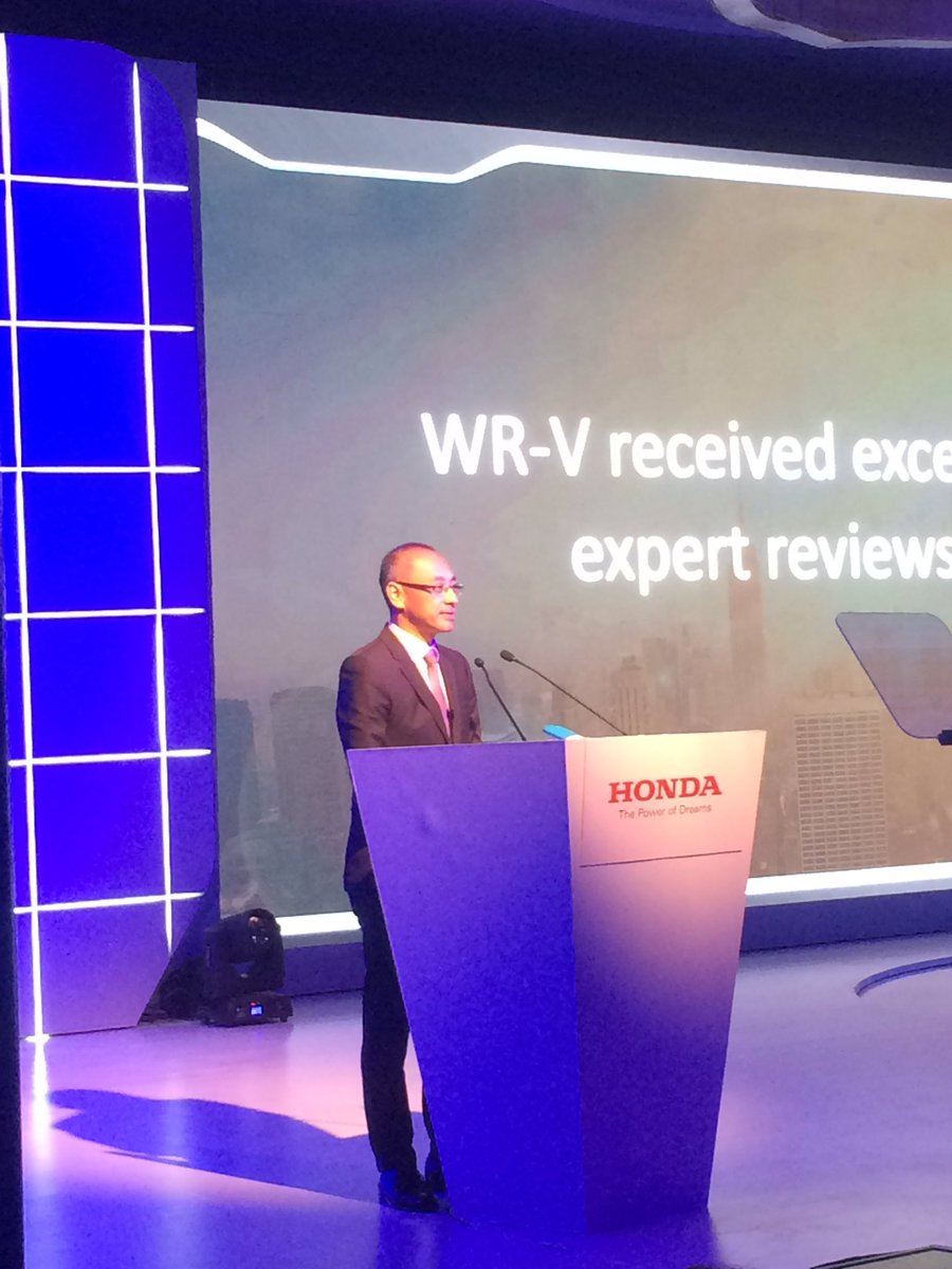 Honda Car India On Twitter Mr Yoichiro Ueno President Ceo