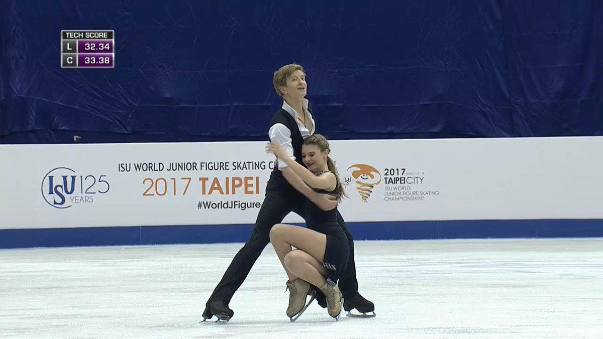 Анастасия Скопцова-Кирилл Алешин/танцы на льду - Страница 5 C7BZnQ_W0AQnu-R