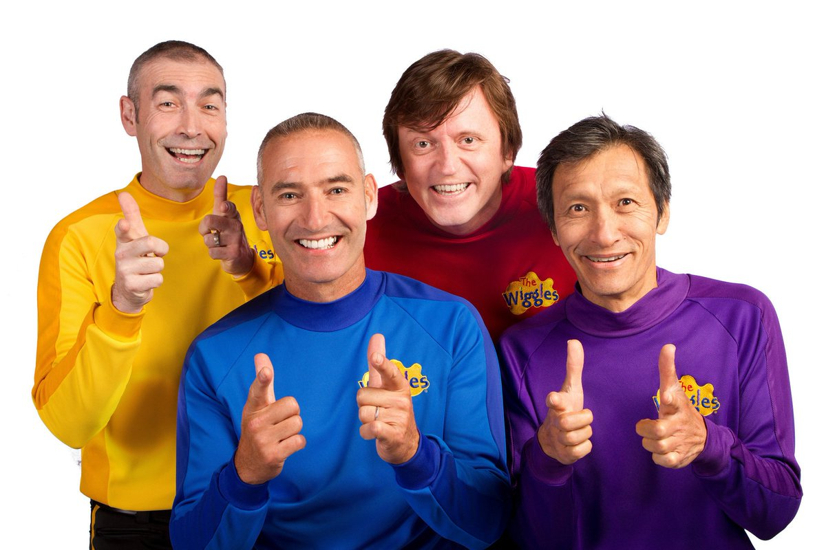 The Wiggles Starting Off Simple We All Watched Don T Lie Know S Im Bitter About New Ones I Now Relate To Jeff Smpic Twitter Com