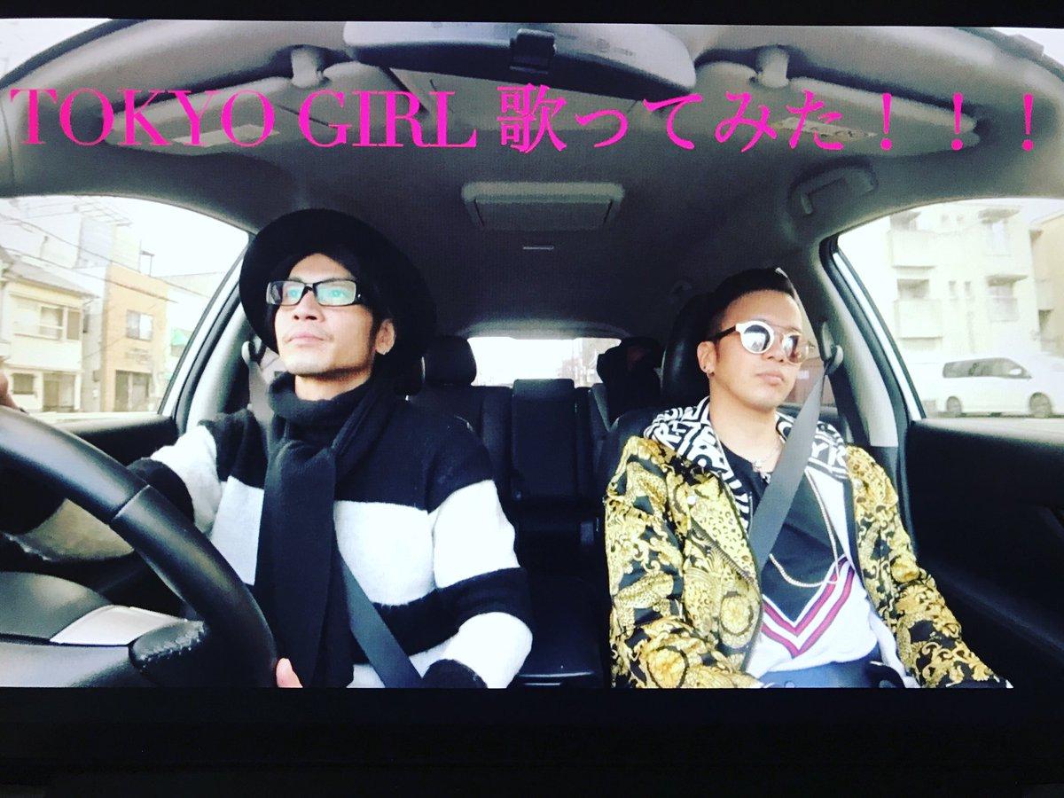 #サムライサプライ #heatJB#東京ガール#TOKYOGIRL#東京タラレバ娘
