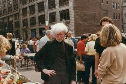 #TBT is every weekend at the Hell&#39;s Kitchen Flea. part of #NYC #History #Treasures <br>http://pic.twitter.com/9YsVOk4vmd