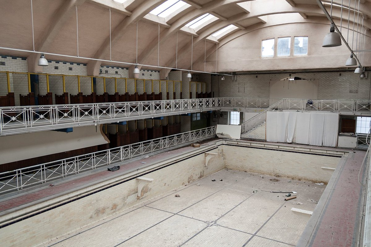 Abandoned Scotland On Twitter Public Swimming Pool In Clydebank Now Demolished Abandoned Scotland Clydebank Swimming Demolished Explore Gonebutnotforgotten Https T Co 16ru84g4sc