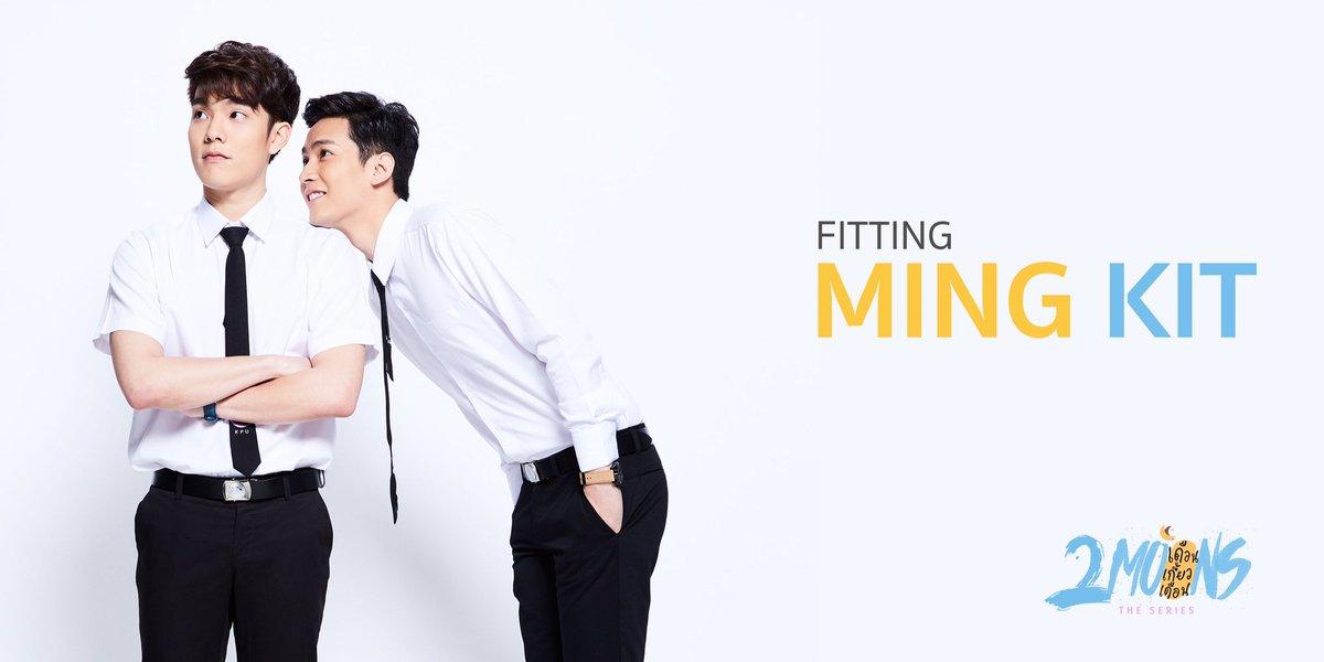 Resultado de imagem para 2 moons the series ming