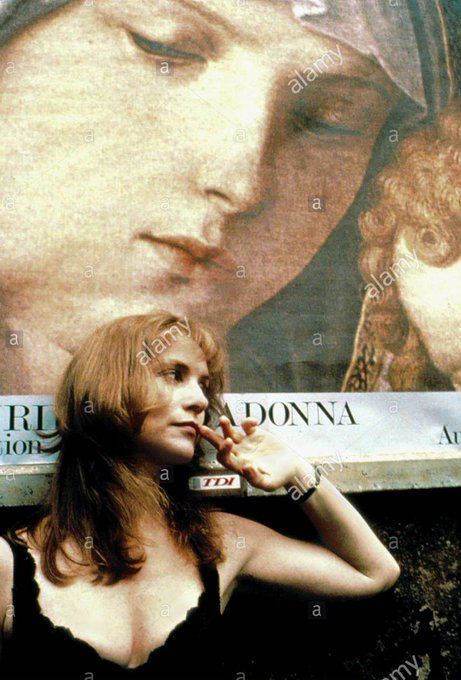 Happy birthday to the incomparable Isabelle Huppert. The first movie I saw her in was, strangely, an American one.
