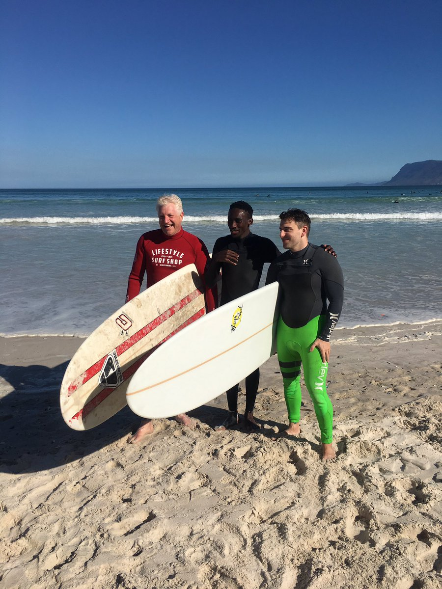 Alan Winde On Twitter Surfing Session With Airbnb Experiences