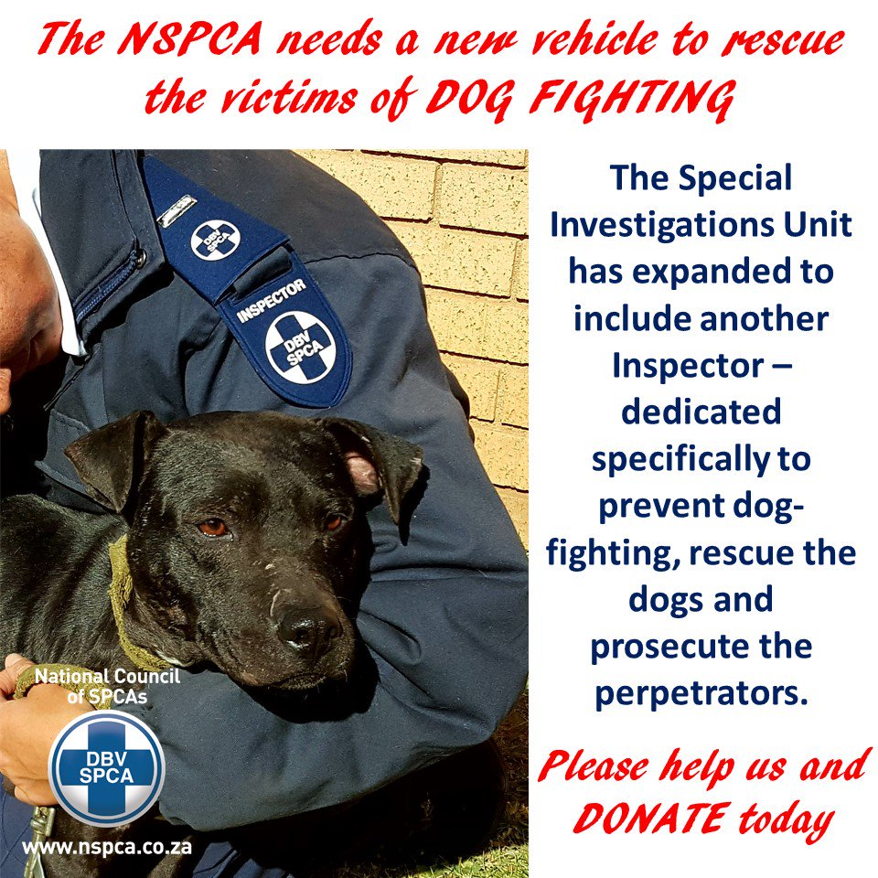 NSPCA South Africa on Twitter: