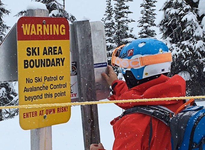 Nuestro compañero de @skitheeast_ se ha ido al WEST 😜 @KickingHorseMtn es uno de los destinos 🔝🔝🔝 de las Rockies  ➡️https://t.co/lG7SD7iEoW
