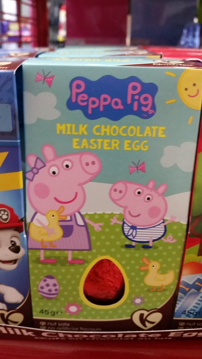 Candi werx on twitter its peppa pig ceramic mug set medium ceramic mug set medium egg and small egg easter gifts giftideas chocolate peanutfree nutfree uk peppapig hamont httpstrqhew0d38j negle Image collections