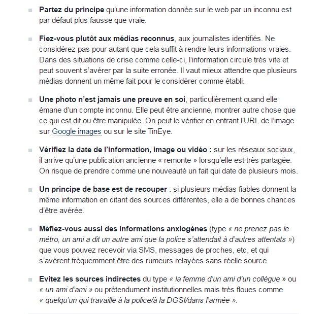 #Grasse : 7 conseils pour ne pas relayer des rumeurs https://t.co/Jb6E66Ov62