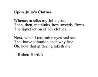 Robert Herrick Poems 5