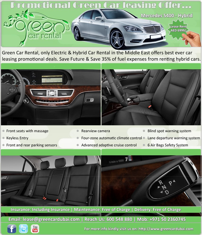 Green Car Rental On Twitter Green Car Rental Best Ever Lease Deals