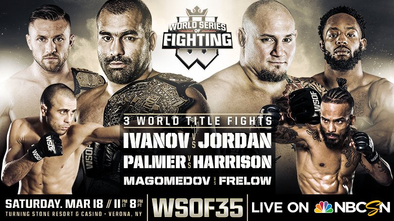 BREAKING: #WSOF35 Opening #Betting Odds From @FightOdds https://t.co/C...