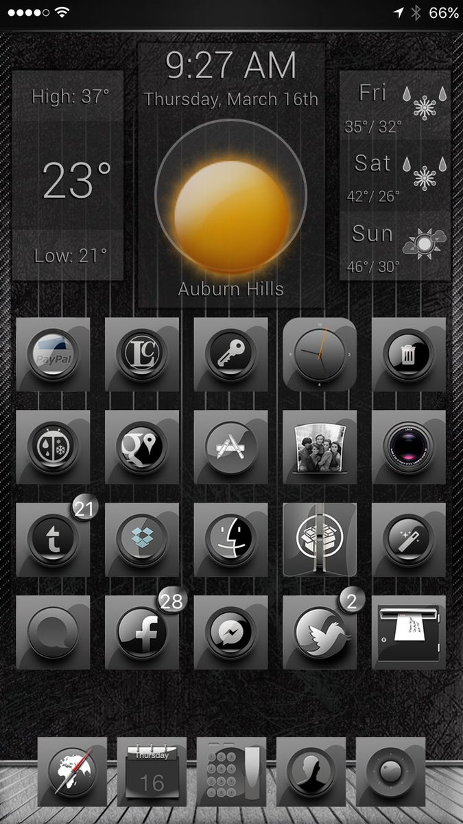 One with no AE, one with 3D round AE #BlackNux @Chris_Themes<br>http://pic.twitter.com/mnPqqKlcSV