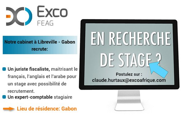 cabinet comptable stage  perfect exco afrique on twitter