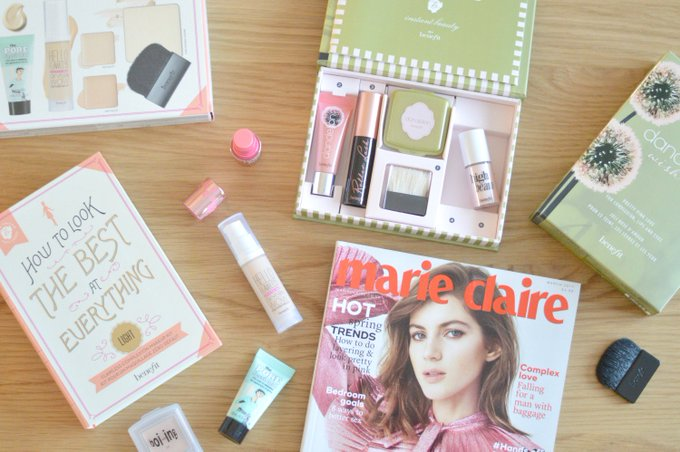 Luxury Beauty From Fabled by Marie Claire