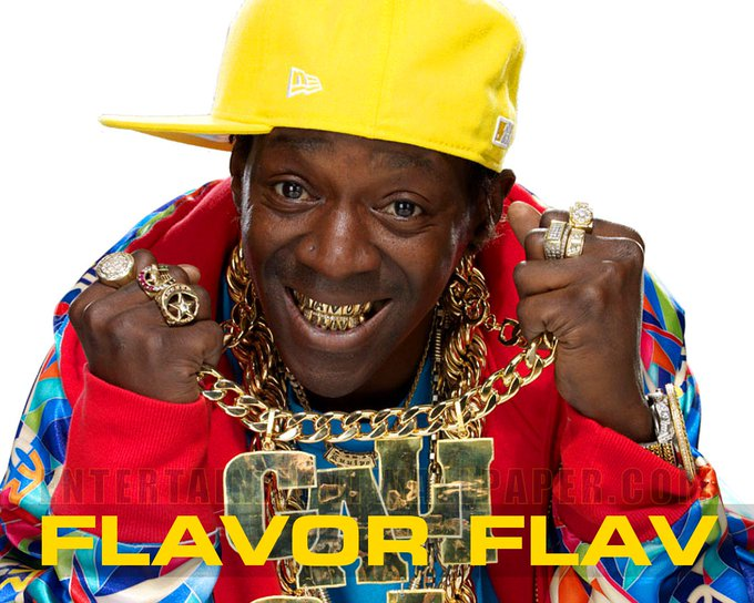ON WITH Wishes: Flavor Flav A Happy Birthday!