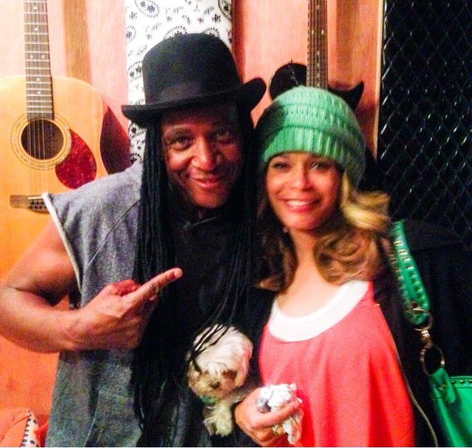 Happy Birthday Blu Cantrell Fun times remembered...love