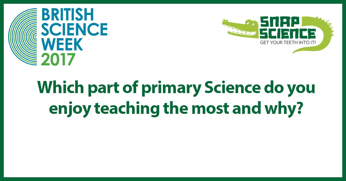 Here we go! @priscigeeks is up with Q1: Which part of primary science do you enjoy teaching the most and why? #CollinsBSW17 #BSW17 https://t.co/SpZkVi80Tr