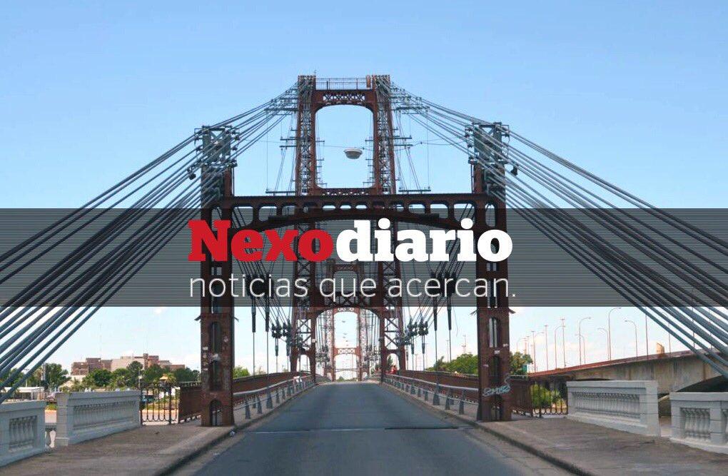 Éxitos @carlosclaa con este nuevo proyecto. Lo mejor para vos 👊 @NexoDiario https://t.co/pWi9Z54PWj