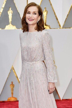 Isabelle Huppert                                     Happy Birthday!!