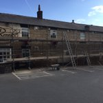 The transformation begins.... @BarnsleyCAMRA @The_talbotinn #barnsleyisbrill