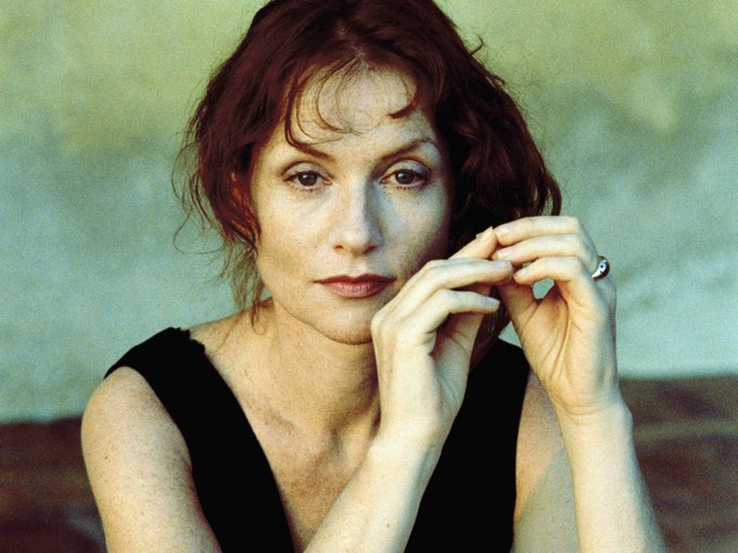 Happy birthday to the one and only Isabelle Huppert.