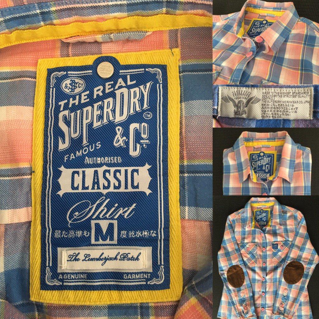 #shirts #superdry #Pink #lumberjacks #Men #ebay #manup #auction  http:// r.ebay.com/lhdVY1  &nbsp;   @eBay #Original Superdry 1 €<br>http://pic.twitter.com/WZjm3PhiIW