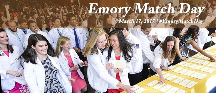 Thumbnail for Emory Match Day 2017