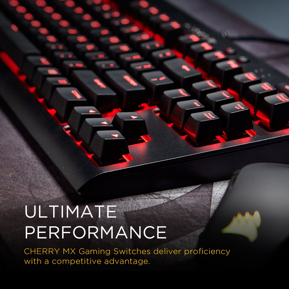 Corsair On Twitter Today We Launch The K63 A Tenkeyless Mechanical Keyboard K65 Rgb Red Switch Featuring Sleek And Compact Design Http Corsaircom En Us Gaming Cherry Mx Na