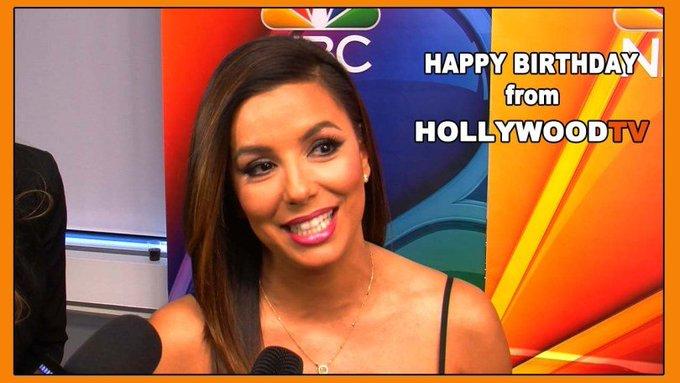 Happy Birthday Eva Longoria Hollywood TV