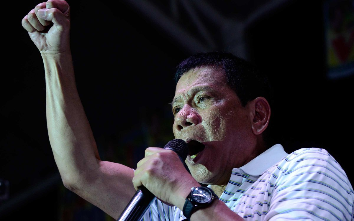 Impeachment Proceedings Begin Against Philippine Drug-War Strongman – High Times