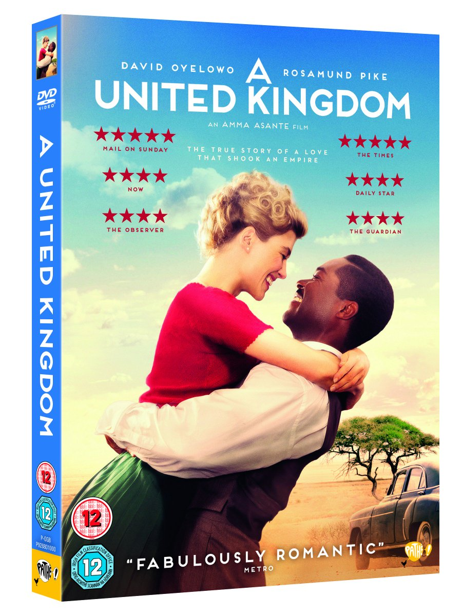 Follow And RT To Win A Copy Of #AUnitedKingdom On DVD! #Giveaway #Give...