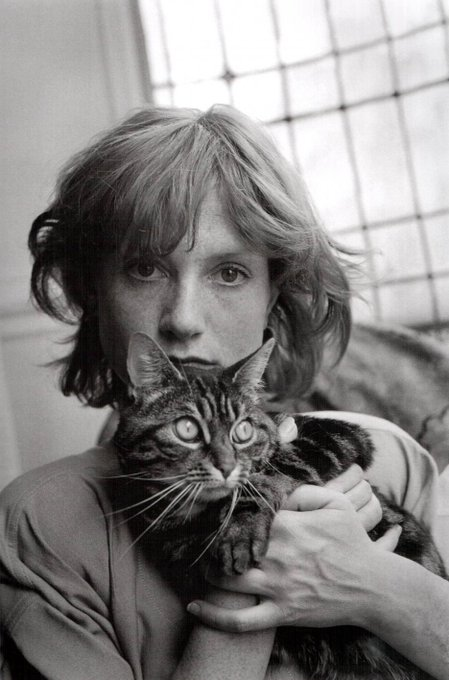 Happy birthday Isabelle Huppert! x