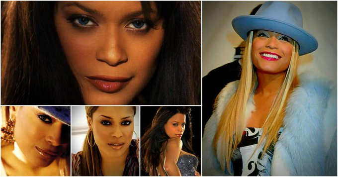 Happy Birthday to Blu Cantrell (born March 16, 1976)