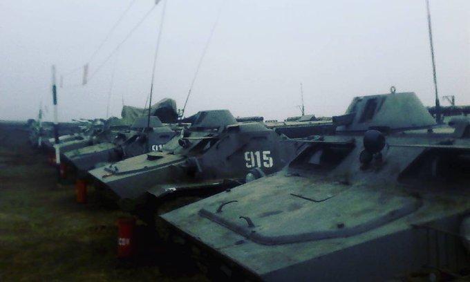 L'invasion Russe en Ukraine - Page 2 C7Dihm_WkAEGvor