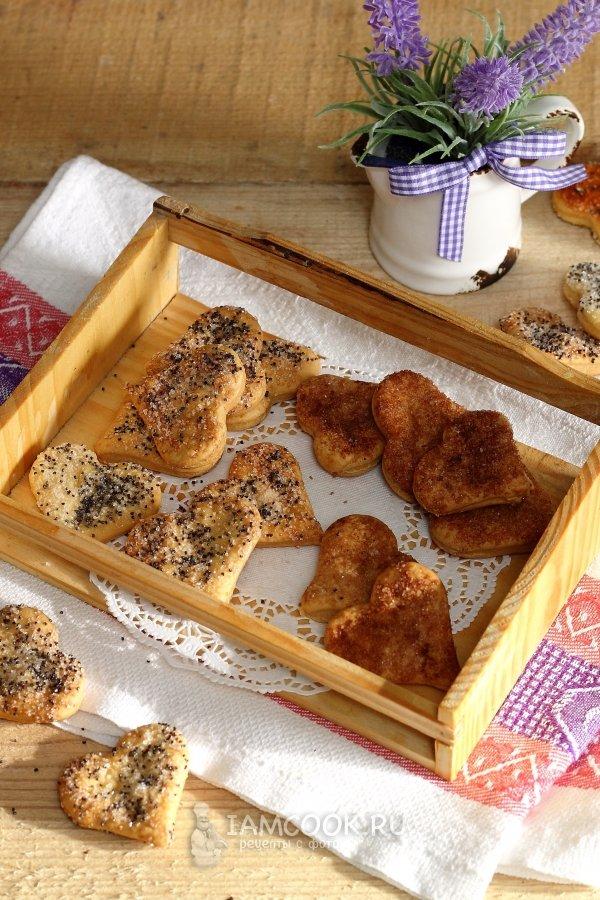 Рецепты печенье на сметане