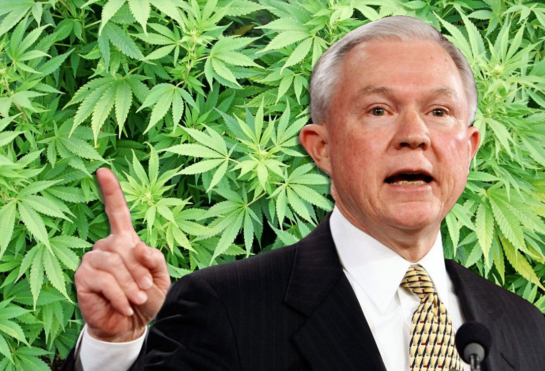 Jeff Sessions Realizes He Can't Stop Pot Legalization—And He's Mad, Bro – High Times