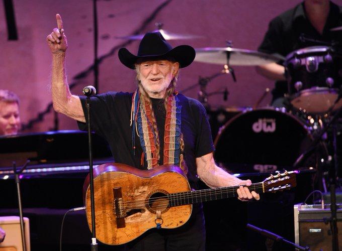 Happy birthday to Austin music legend Willie Nelson