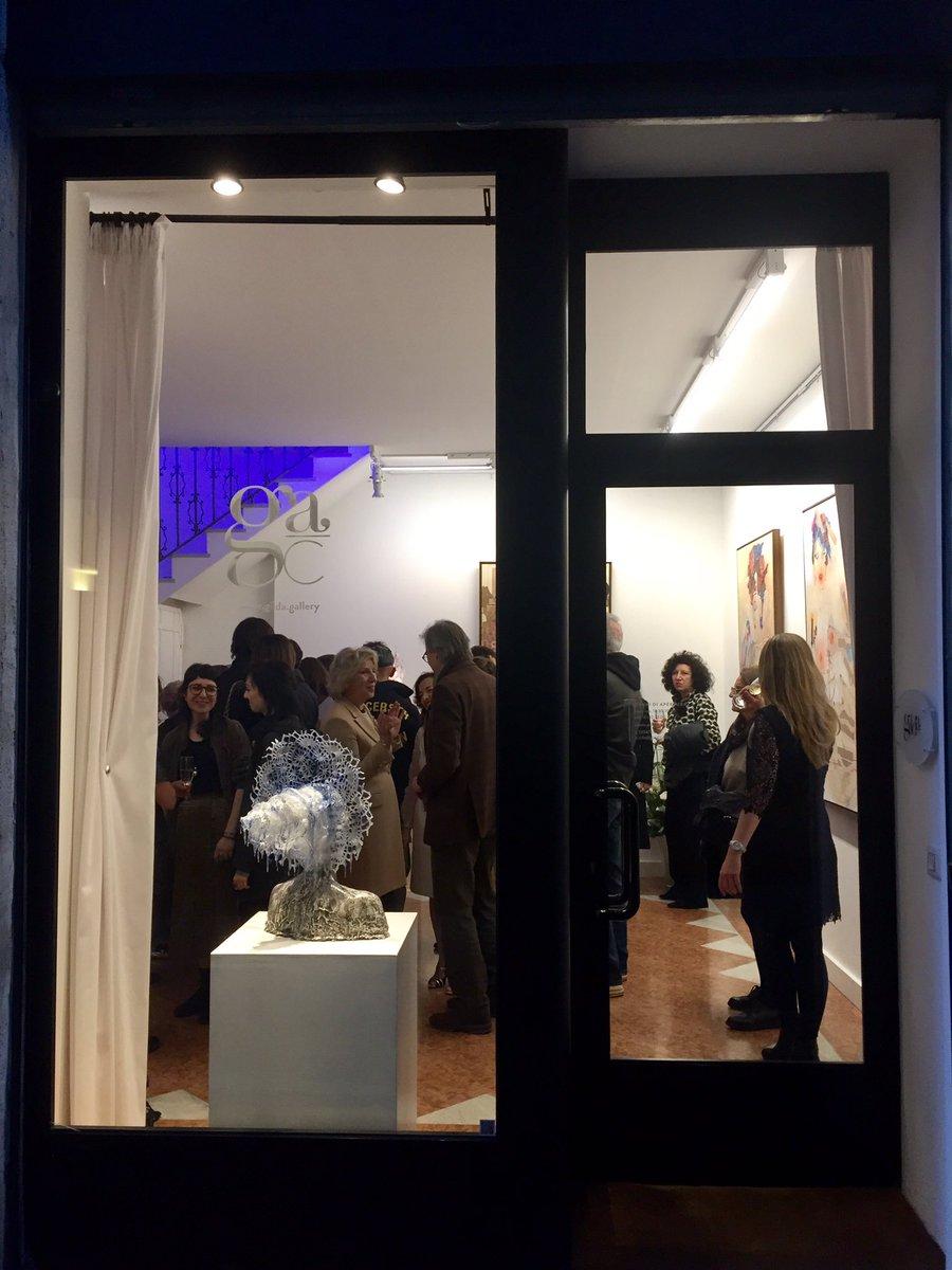 """Via San Maurilio Milano gilda gallery on twitter: """"#nowopening #elenamonzo """"moon zoo"""