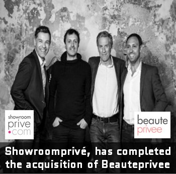 #Showroomprivé,announce that it has completed the acquisition of Beauteprivee  http:// ow.ly/4HVk309XBz8  &nbsp;   #France<br>http://pic.twitter.com/Un3HCeDCEq