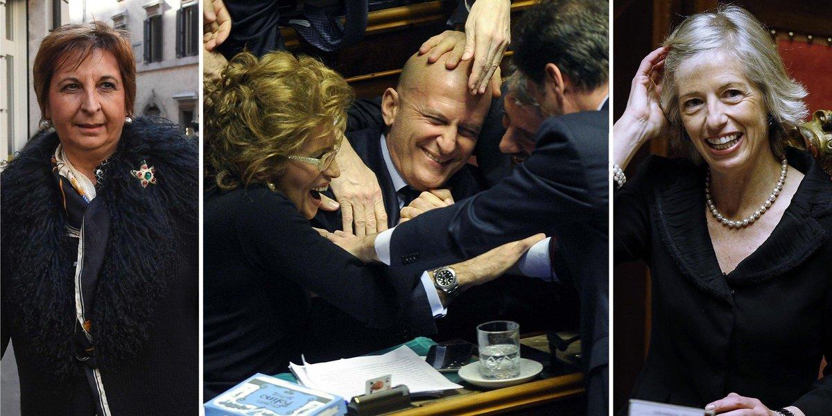 Quelli del Pd che oggi salvano #Minzolini dicevano: 'Severino va applicata, non è Repubblica  banane' https://t.co/2yyZKfFNiA di @clapaudice