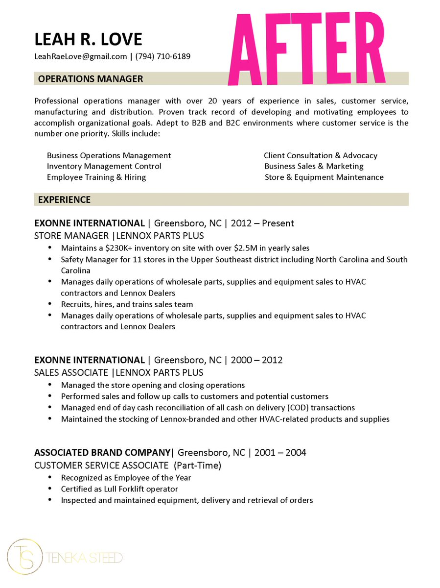 Dr teneka steed on twitter check out this resume i recently dr teneka steed on twitter check out this resume i recently upgraded for one of my clients im currently doing free resume audits here 1betcityfo Choice Image